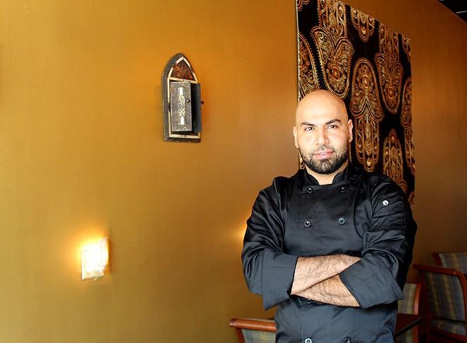 Owner Ahmed Hameed. - LEXIE MILLER
