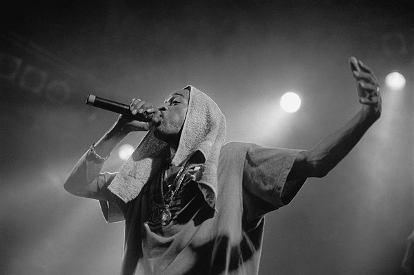"Legendary rapper Rakim will perform at the Pageant on Saturday, July 28. - MIKAEL ""MIKA"" VAISANEN"