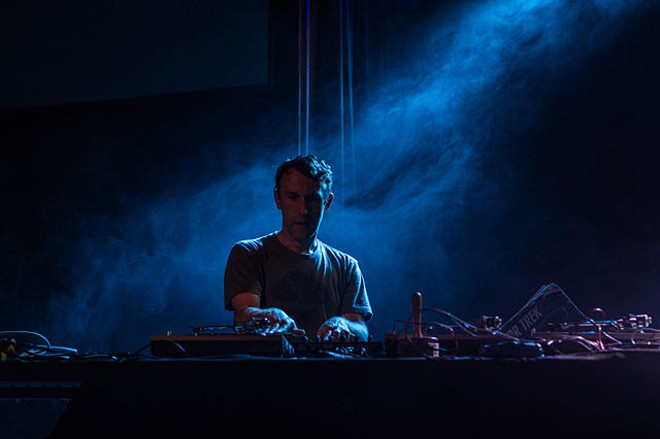 RJD2 will perform at Atomic Cowboy's Pavillion on Friday night. - THEDAPPERDAN