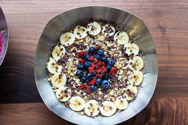 Superfood Bowl - HAYLEY ABSHEAR