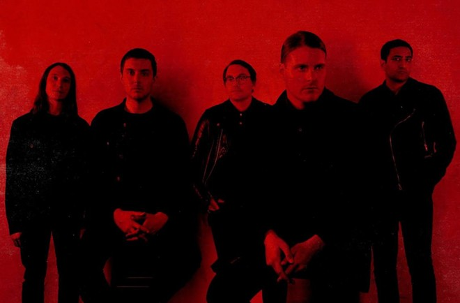 Deafheaven will perform at the Ready Room on Friday. - VIA ARTIST BANDCAMP