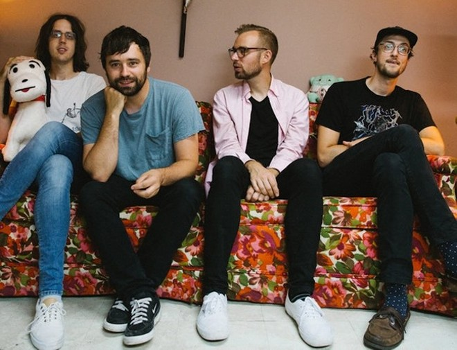 Cloud Nothings will perform at Old Rock House on Wednesday, November 14. - VIA PARADIGM TALENT AGENCY
