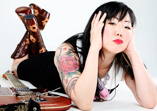 Featured performer Margaret Cho - PIXIE VISION
