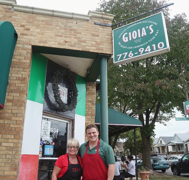 Alex Donley, left, with his mother and co-owner Cathy Donley. - COURTESY OF ALEX DONLEY