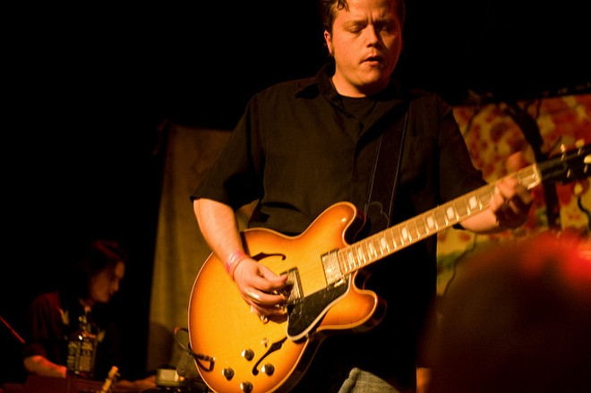 Jason Isbell. - FLICKR/SARA