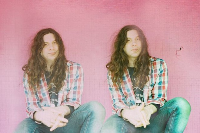 Kurt Vile and the Violators will perform at the Pageant on Sunday, February 24. - VIA GROUND CONTROL TOURING