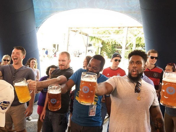 Oktoberfest St. Louis wants to know if you can hold your beer. - COURTESY OF URBAN CHESTNUT BREWING COMPANY