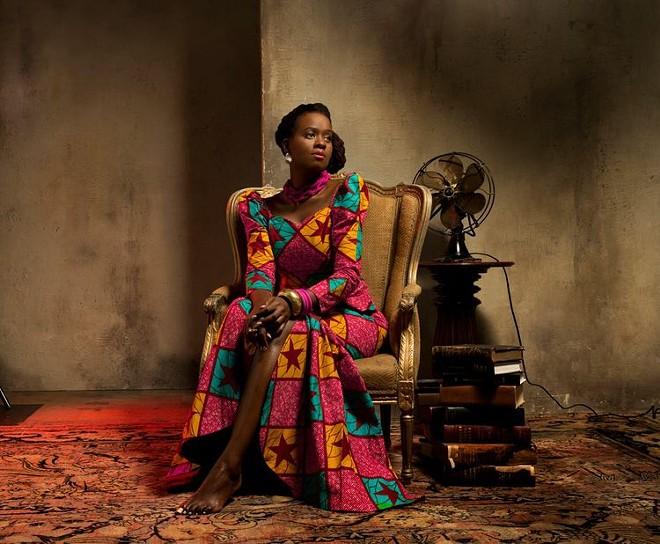 Somi will perform at the Pulitzer Arts Foundation on Friday. - VIA ARTIST WEBSITE