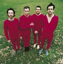 See Guster on Friday night under the Arch. Free!