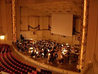 The SLSO onstage at Powell Hall. - FLICKR.COM/PHOTOS/BOTTLEOFBLUES
