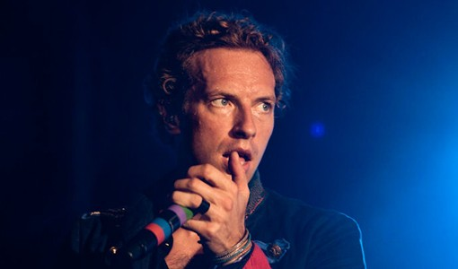 Chris Martin of Coldplay on Friday nights. See more photos and read the concert review. - PHOTO: KENNY WILLIAMSON
