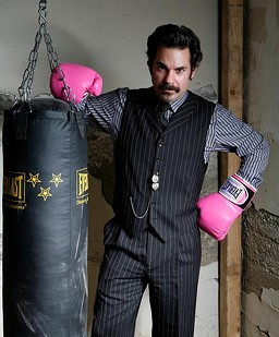 Paul F. Tompkins will bust your gut on Saturday! Lit'rally. - SETH OLENICK