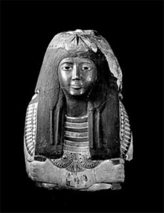 The mask of Ka-Nefer-Nefer resides at the Saint Louis Art Museum. But is it stolen?