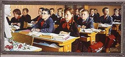 The case of Norman Rockwell's Russian Schoolroom painting finally has a bit of closure. - NORMAN ROCKWELL