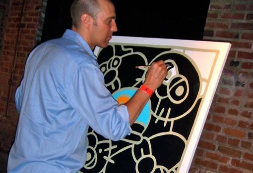 Photos: Wall Ball 2009 at Third Degree Glass Factory | Arts Blog