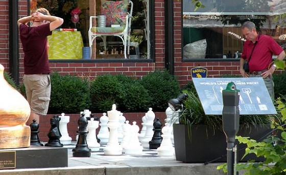 WORLD CHESS HALL OF FAME BY TVA, ON FLICKR