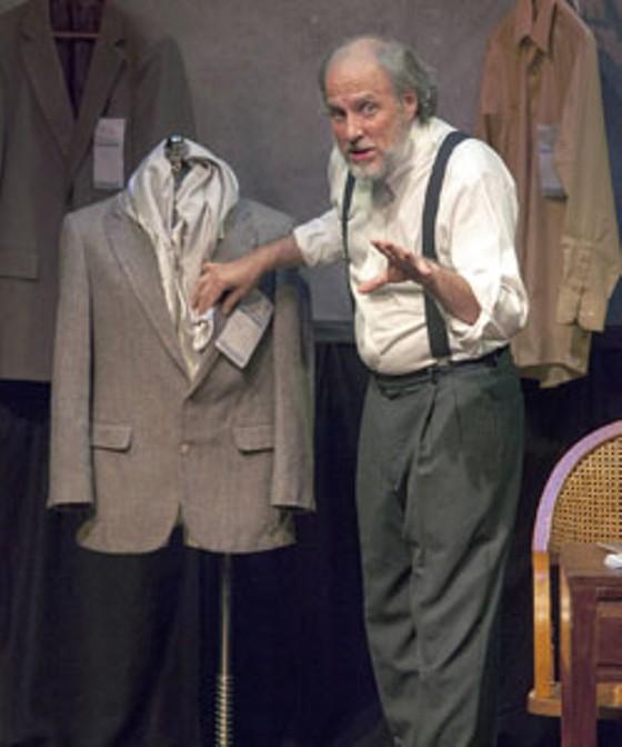 A scene from the LaBute New Theater Festival. - JOHN LAMB