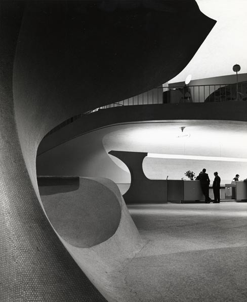 TWA Terminal (c. 1962) at the now JFK International Airport