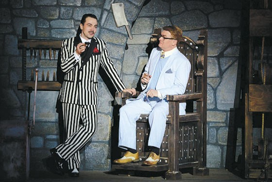 Normal is as normal does in The Addams Family. - PHILLIP HAMER