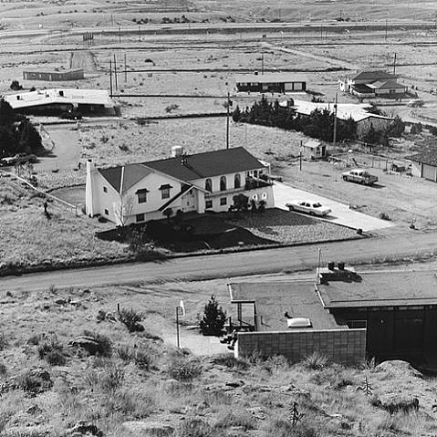 """Albuquerque, New Mexico, 1975"" by Joe Deal - IMAGE SOURCE"