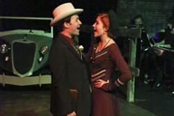 Bonnie & Clyde makes beautiful music. - JILL RITTER LINDBERG
