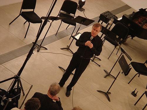 Robertson at Powell Hall. - FLICKR.COM/PHOTOS/THEPULITZER