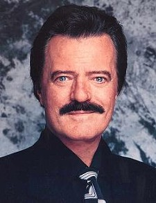 The late singer and actor, Robert Goulet.