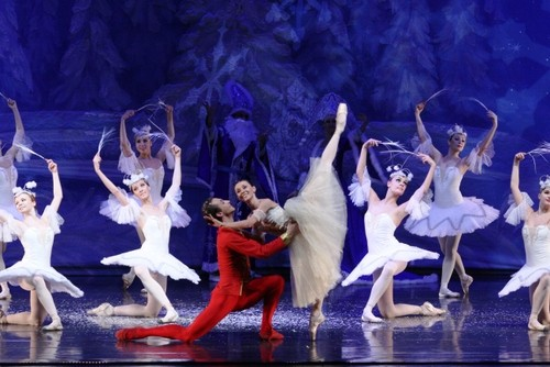 Which version of the Nutcracker ballet do you want to see? - MOSCOW BALLET