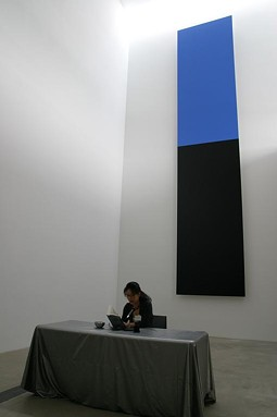 Tricia Y. Paik, assistant curator at the St. Louis Art Museum