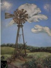 """Old Windmill"""