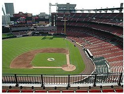 The view from section 454. - STLOUIS.CARDINALS.MLB.COM