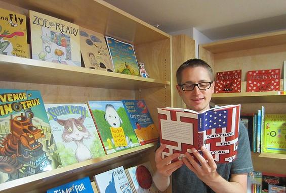 Hey, kids books are good, too. Keep reading, St. Louis! - MRSCHUREADS
