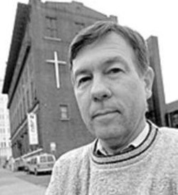 """Reverend Larry Rice is feeling """"squeezed"""" on his own turf."""