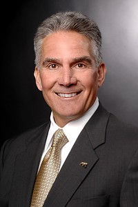 Mike Alden the new face of Big 12 expansion.