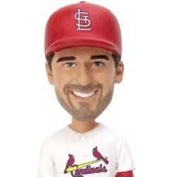 Jon Hamm makes a handsome bobblehead. - CARDINALS