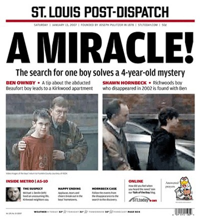 A miracle indeed: The P-D will escape bankruptcy.