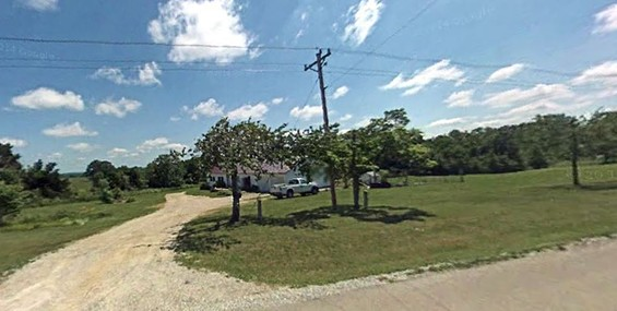 Tyrone is a small rural town in south-central Missouri. - GOOGLE MAPS