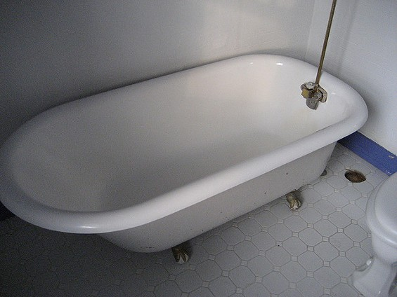 Police found Lauren Back unresponsive in a bath tub. - DANIEL MORRISON VIA FLICKR