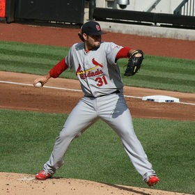 Lance Lynn was brilliant early but faded in the fourth.