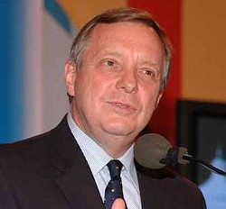 U.S. Senator Dick Durbin. - VIA FACEBOOK