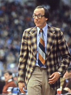 Jim Boeheim, looking better than any man has a right to look.