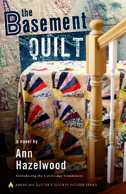 Buy local!  Ann M. Hazelwood, author of this week's number six bestseller, is a proud resident of St. Charles.