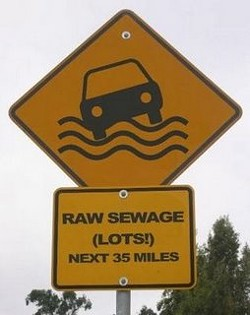Creve Coeur needs a new street sign - IMAGE VIA