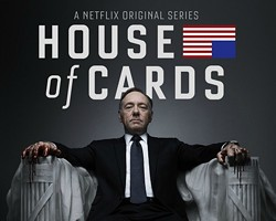 Congressman Francis Underwood, played by Kevin Spacey. - NETFLIX