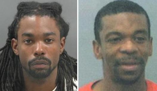 Kelvin Swingler (left) was found along I-64 in rural Washington County on September 23. The body of Darryl Jackson was discovered nearby this week.