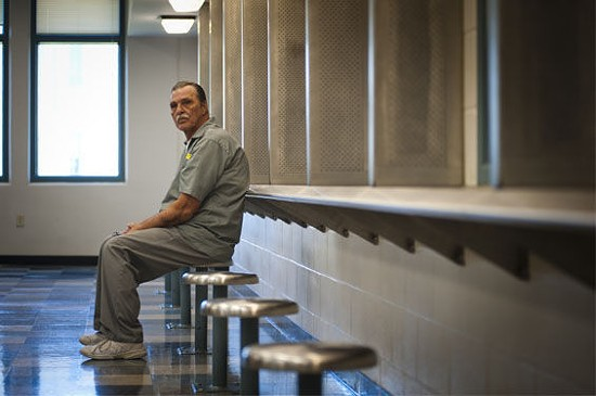 Mizanskey has been in prison for twenty years. His co-defendant, whom Cox represented, received ten years. - KHOLOOD EID