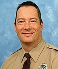 Spokesman officer Randy Vaughn. - VIA