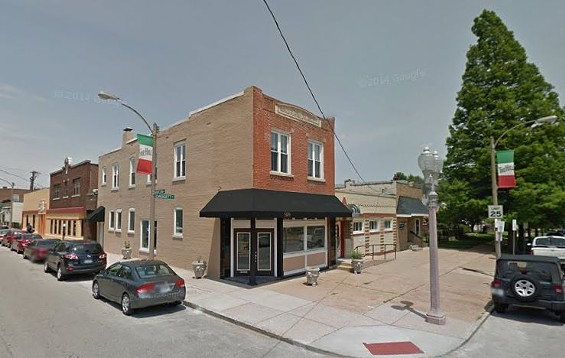 Princeton Partnership LLC, in the Hill neighborhood in St. Louis. - GOOGLE MAPS