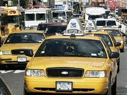 An extra airport fee to fund the taxicab commission is legal, its lawyer says.