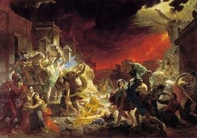 "End-times: Jackson County on Wednesday? - ""THE LAST DAY OF POMPEII"" BY KARL BRIULLOV"